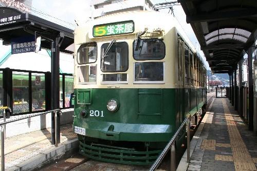 長崎電気軌道201形